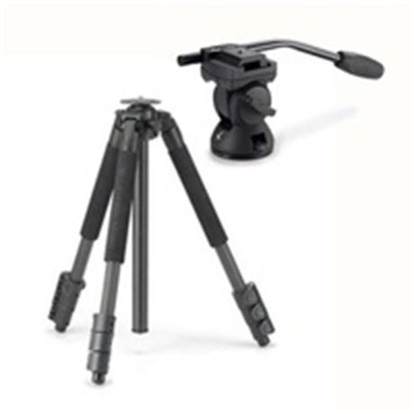 Swarovski CT Travel Carbon Tripod + DH101 Head thumbnail